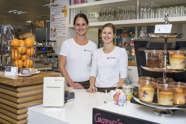 Café Etagere - Genusswelt